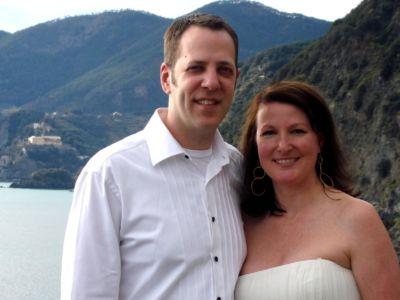 Aaron Gross and Wende Stevenson